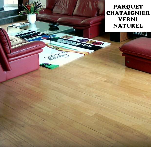 parquet massif chataignier destockage beautiful lambris chataignier disponible dans nos. Black Bedroom Furniture Sets. Home Design Ideas