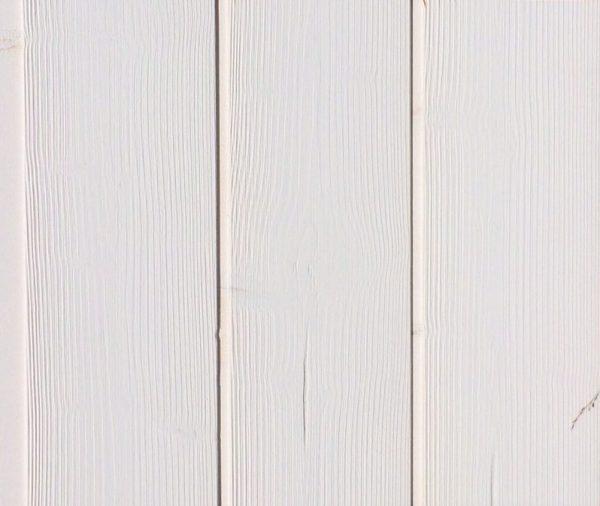 lambris sapin du nord peint en blanc 13 x 138 mm