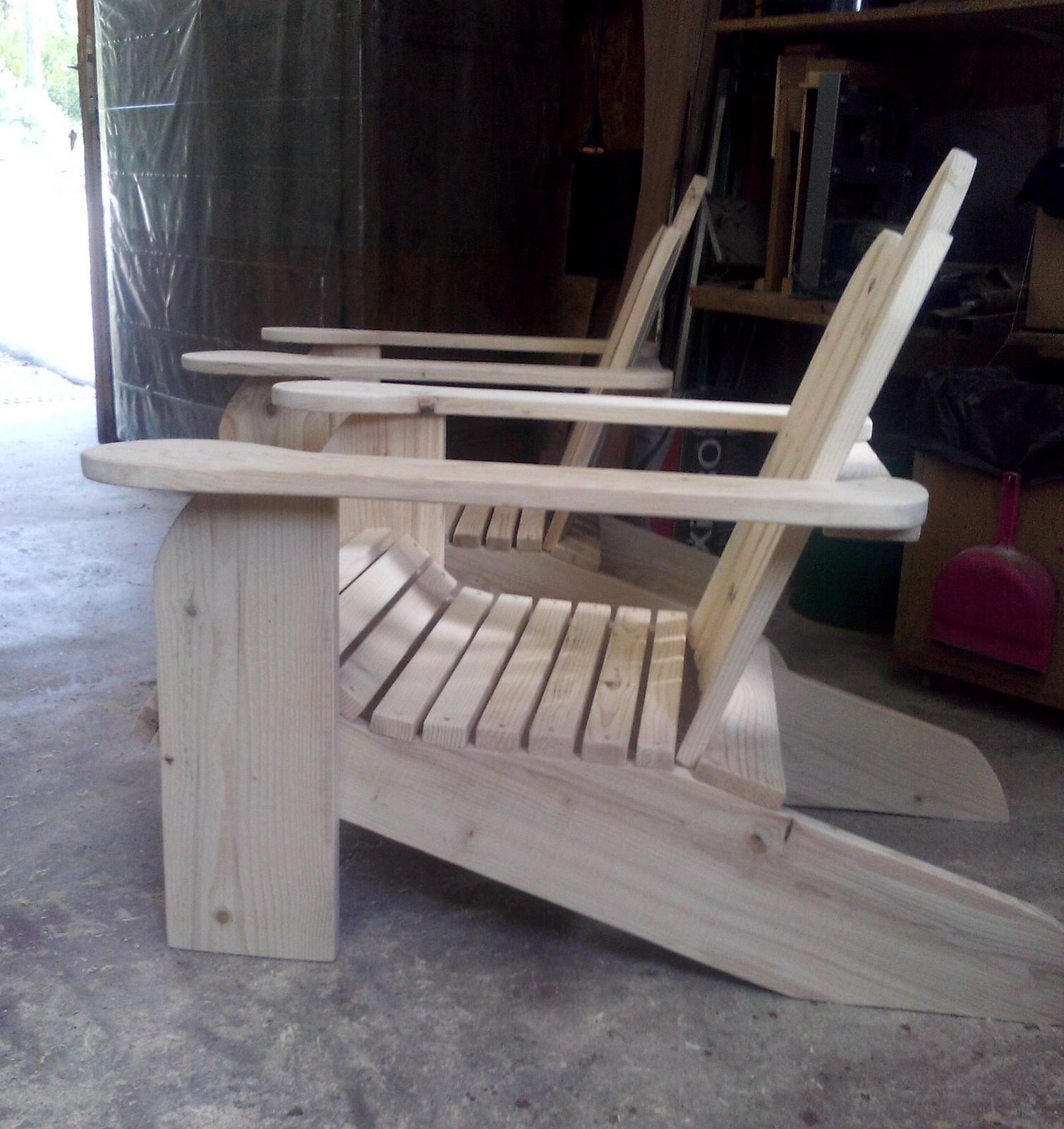 chaise adulte var et bois. Black Bedroom Furniture Sets. Home Design Ideas