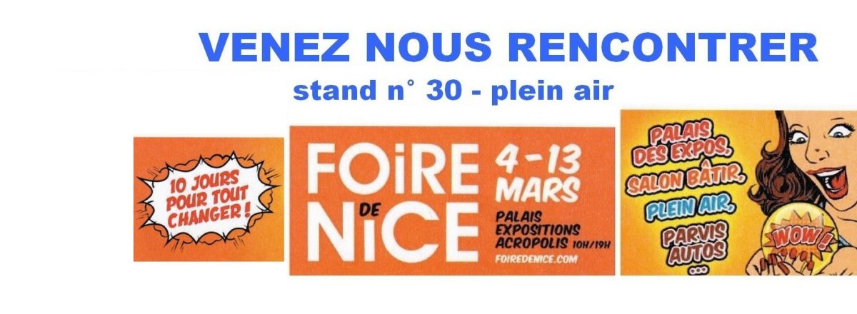 Var et Bois Foire de Nice 2017