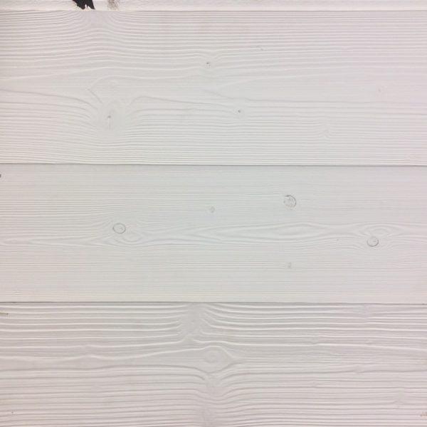 lambris brossé-peint en blanc choix BC 16 x 180 mm