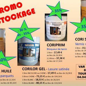 promo produits d'entretien